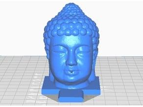 Buddha Incense Burner (Interchangeable)