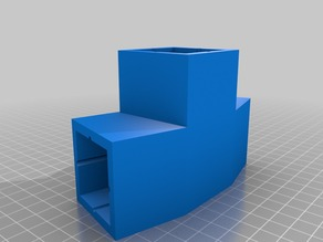 MOD 3 way dodecahedron housing
