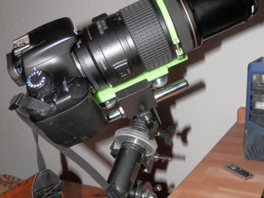 DSLR Mount for Orion EQ-1 Polar Mount