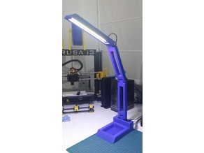 Led lamp stand