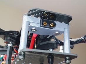 Jpay Quad XT60 fixation & rear spacer