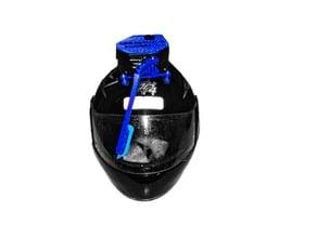Helmet Wiper