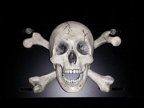 Jolly Roger Wall decoration