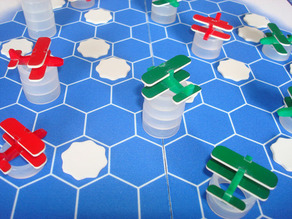 Crosshairs Board Game