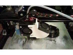 TronXY cooling part fan duct