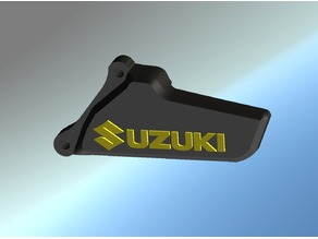 Suzuki RMZ250 GearGuard Bolt-On