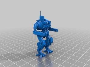 BattleTech Ostroc