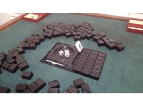 Mahjong Riichi Tray