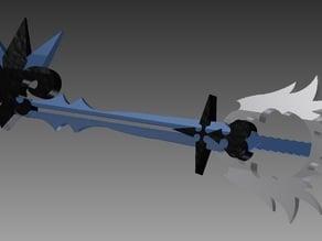 Custom Keyblade (Esper)