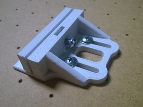 1in base Tensionable Soft Jaw Vice for Desktop CNC