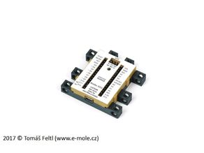 MoleBox: Arduino NANO