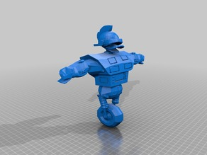 Gizmoduck REMIX T Pose