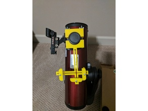 Customizable Telescope & Microscope to Phone Adapter