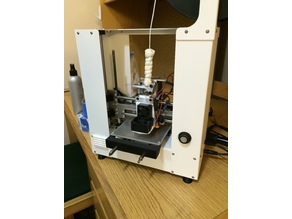 PrintrBot Play Extended Bed Mount 165mm!