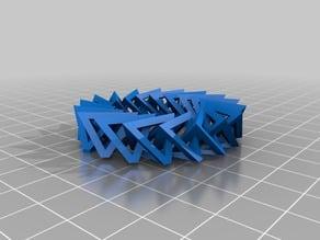 Tetrahedron Links