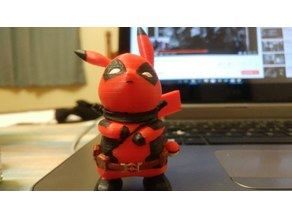 Deadpool Pikachu 1 file