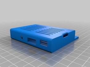 Ender 3 Sleeve Case for Pi with Heatsink