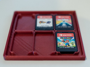 Nintendo Switch Game Cardholder