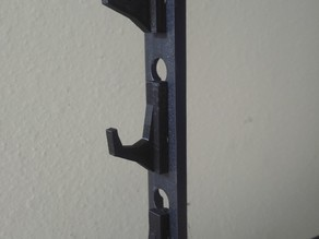 Hook for Double Rivet Shelving Unit