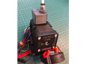 IR Filament Sensor Housing for Zaribo Extruder