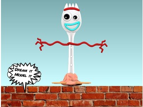 Forky [Toy Story]