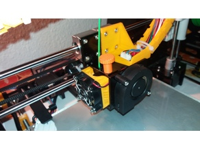 easy Filament change / Prusa I3 Anet A8 / Changer filament facilement