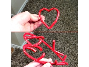 Valentine's Day | Optical Illusion Heart