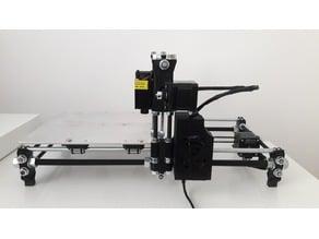 j1 CNC Laser Cutter Engraver