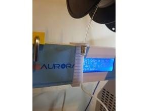 JG Aurora A3 Filament guide