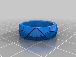 Lowpoly Ring Pad