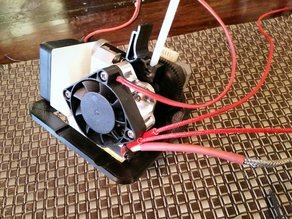 CTC Bizer Makerbot Replicator Dual to Single Titan Aero