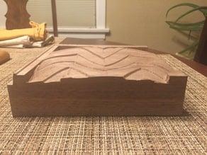Walnut Block Tesselation