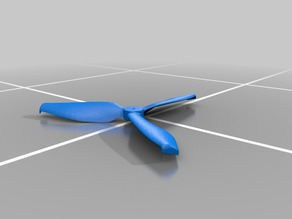 Experimental 3-Blade Propeller