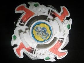 Dragoon Storm (Complete Beyblade)