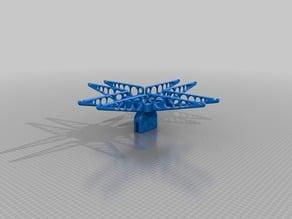 Filament spool Carousel/ Prusa i3 mount & free standing base