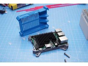 Raspberry Pi 3B case to fit Kintaro heatsink