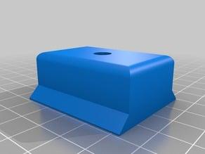 quick release tripod mount 38wide x 45mm long (Afaith)