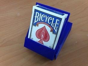Bicycle Card Box
