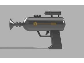 Rick and Morty: Morty's laser gun - shoots NERF darts