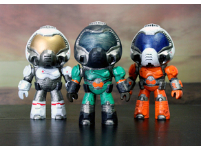 Doomguy Collectible - Electronic Version