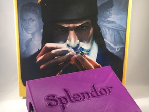 Splendor game organizer