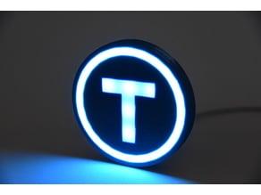 Thingiverse - Animated RGB Logo