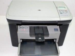 HP LaserJet M1005 scanner board