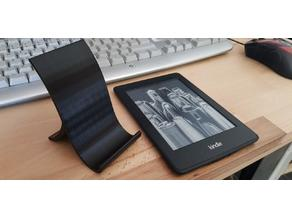 Kindle stand // ebook reader stand
