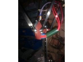 Kossel/Delta fullbody Effector - E3DV5