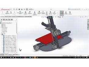 DIY 3D Printer Cr7