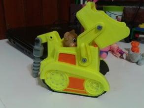 Paw Patrol Serie - Rubble Vehicle