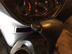 Ford Focus 2006 automatice shifter button