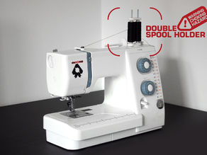 JANOME DOUBLE SPOOL ADAPTER