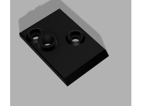 prusa bondtech reverse bowden sensor cover